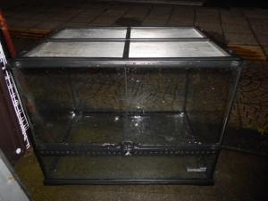 爬虫類ゲージ(60×45)【14,080円/税込】